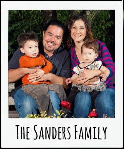 Family Pic Polaroid