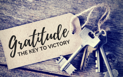 Gratitude – The Key to Victory