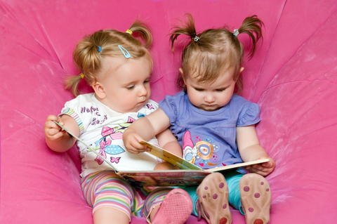 Teaching Your Toddler: 5 Building Blocks for Your Future Reader