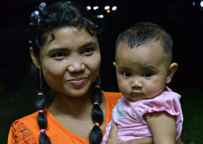 Sweet Mom & Baby